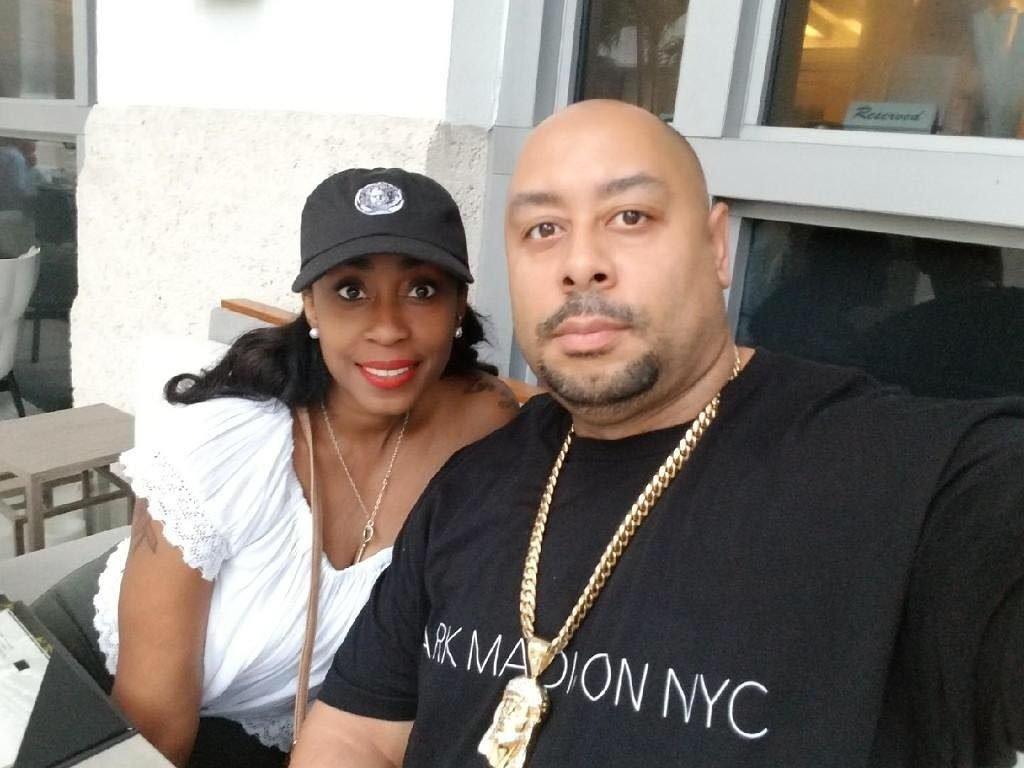 Raymond Santana wife Nekesta Samone Shelton