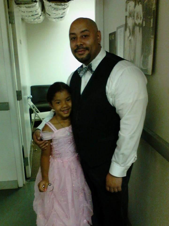 Raymond Santana with Melleah Symone