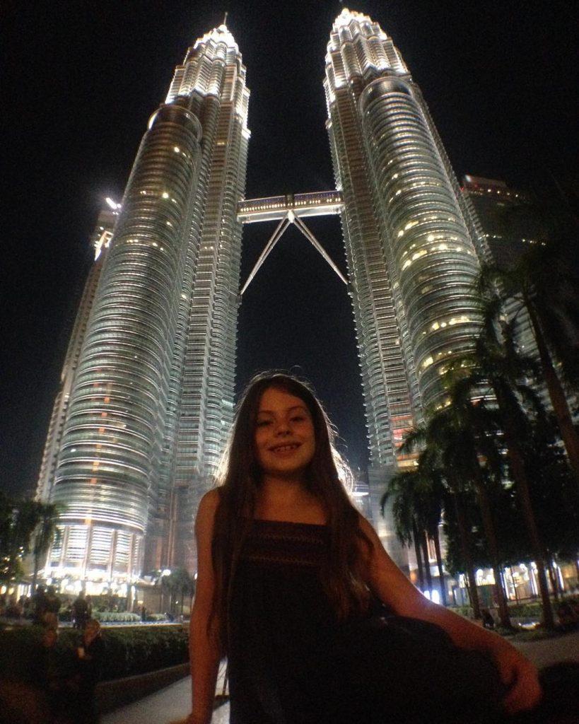 Emanne Beasha in Kuala Lumpur